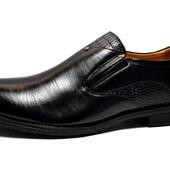 Туфли мужские классические Эко-Кожа (С-102)