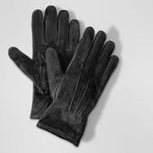натуральная замша.перчатки.ТСМ.германия.размер 8.5