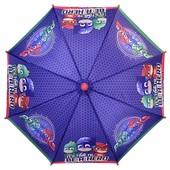 Зонтик Супергерои  синий, красная ручка