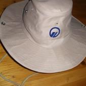 2737 Шляпа ковбойская Caution 57.