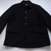 Пальто кашемировое мужское батал
