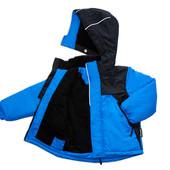 -30*C Термо Куртка зимняя для мальчика, аналог  Reima,Lenne