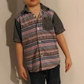 1998 Летняя рубашка George  на 5-6 лет