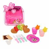 Игровой набор для пикника в рюкзаке Минни Маус