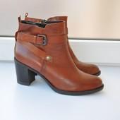 Ботильоны ботинки Roberto Santi 37р 24,5см Италия