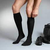 Шерстяные мужские носки гольфы 44-46 Тсм Tchibo Германия