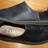 42 разм. Мокасины Camper. Кожа Длина по внутренней стельке- 28 см., ширина подошвы - 12 см.