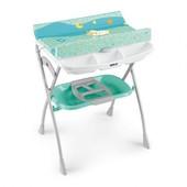 Пеленальный столик с ванночкой Cam