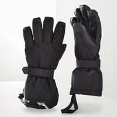 Лыжные термо перчатки краги 9,5 Тсм Tchibo.