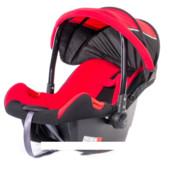 Автокресло детское беби-кокон 5458 красный