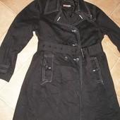 2803 Плащ Massini XL. cotton.