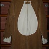 Пижама флисовая, размер М рост до 190 см