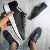 Стильные мужские кроссовки, действительно высокое качество , фабричные. Jomix