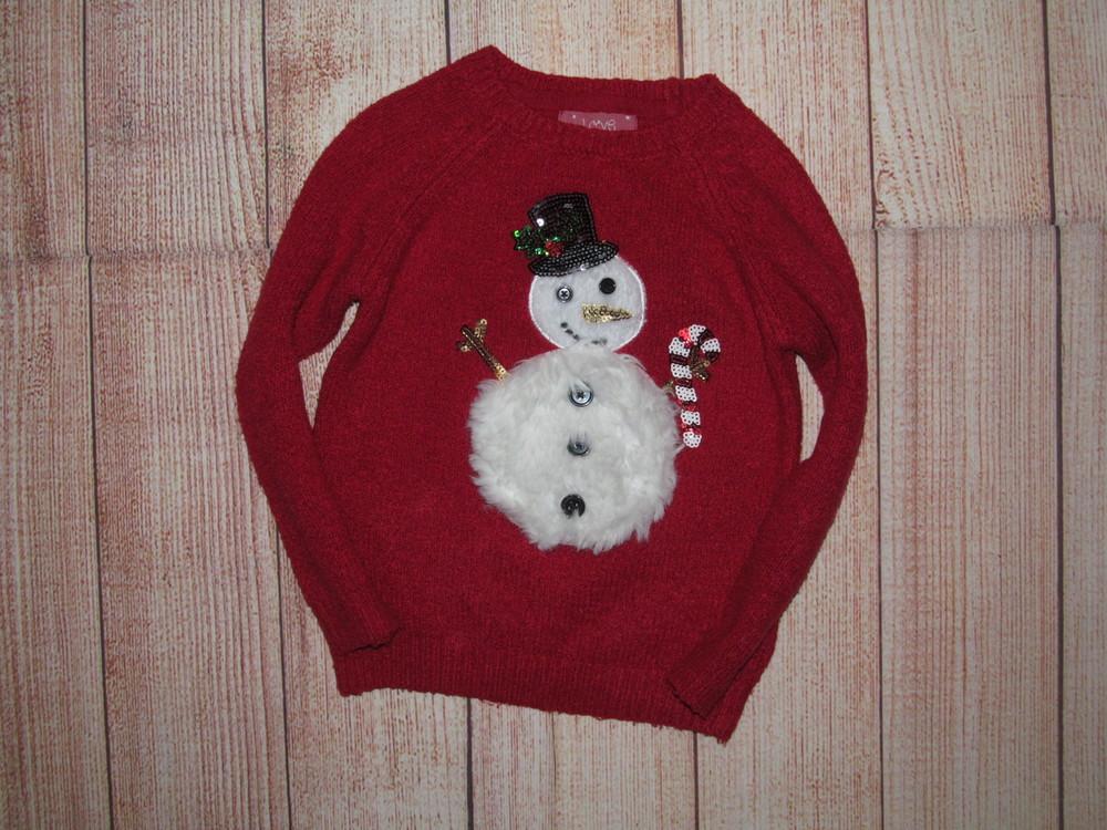 """3-4 г. (98-104 см) """"f&f""""  свитер на девочку фото №1"""