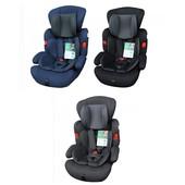 Автокресло 3цвета Babycare Comfort BC-11901 группа 1 2 3
