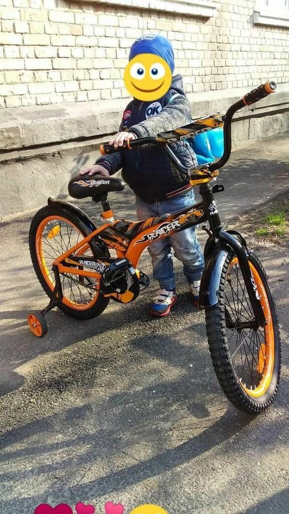 Сигма рейсер 12 16 20 дюймов детский велосипед двухколесный sigma racer фото №1