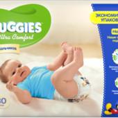 Акция! Huggies Ultra Comfort для мальчиков 3 80 шт! Россия!