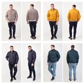 Стильная весенняя мужская куртка Бомбер 48, 50, 52, 54