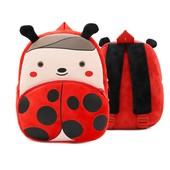 Рюкзак велюровый Ladybug Berni
