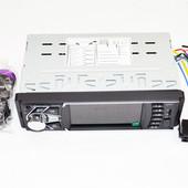 Автомагнитола Pioneer 4038 Iso Экран 4,1'' divx, mp3, usb, sd, bluetooth