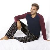 Шикарная пижама, штаны + лонгслив ХL 56-58 евро Livergy Германия, цвет фото 2