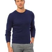 синий мужской свитер LC Waikiki / ЛС Вайкики в мелкую вязку