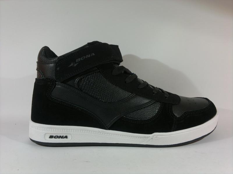 8aa1d6ddb56b1d Мужские кроссовки bona 124 a черный мех aa, цена 1195 грн - купить ...