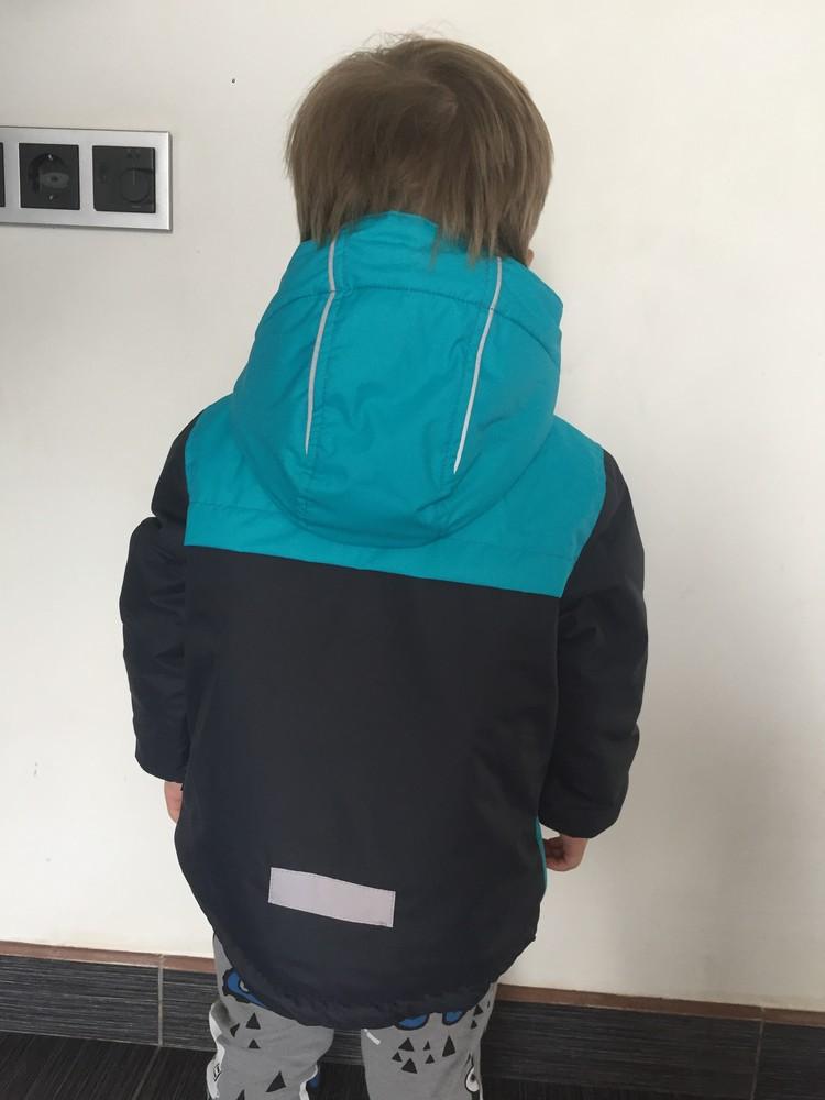 -30*с термо комбинезон зимний janda для мальчика, раздельный, термо, аналог lenne, columbia, reima фото №5