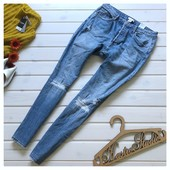 Джинсы бойфренд mom jeans H&M рр М-Л