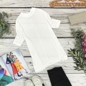 Базовая футболка с тонкого трикотажа от Asos   TS1838023