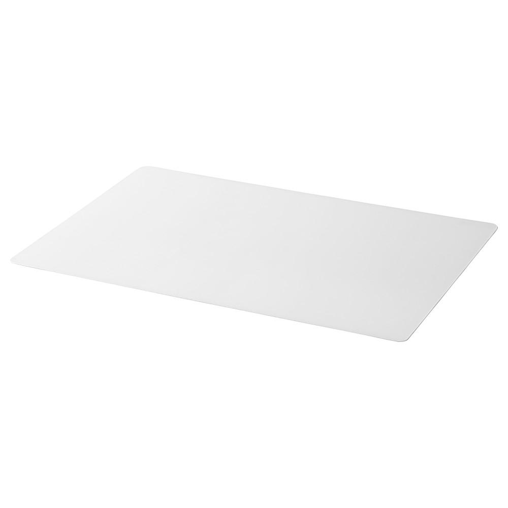 Подкладка на стол, прозрачная, 38x58 см 103.949.35 skvallra скваллра икеа ikea фото №1