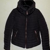 Стильная деми куртка Zara размер М
