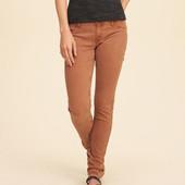 XS-S, поб 44-46, узкачи! Новые джинсы скинни Jbc модный терракот