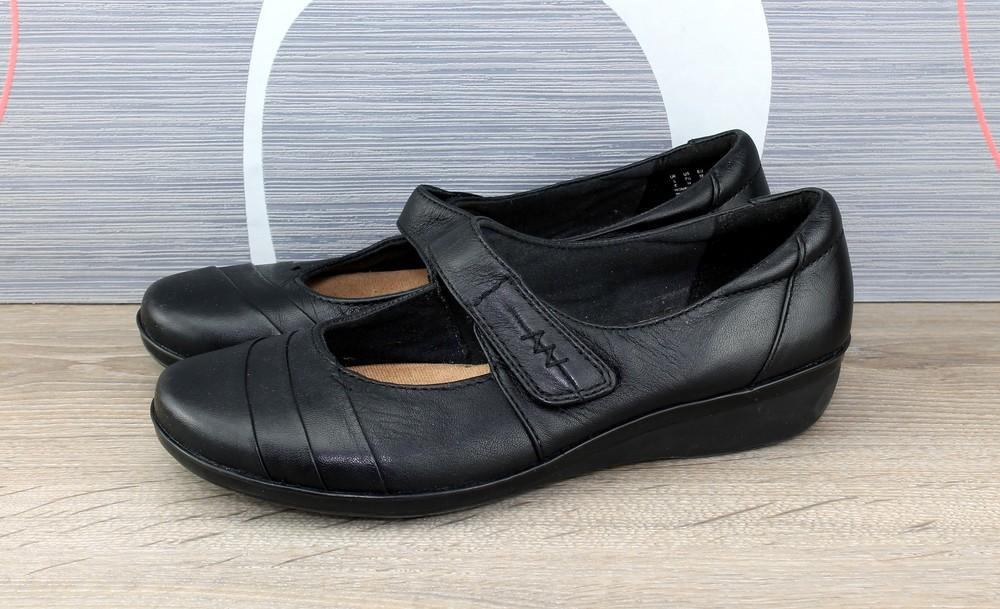 Туфли clarks фото №1