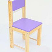 Детский стульчик, деревянный, 60 см Сосна
