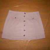 3-6XL, поб 56-62, два размера! новая юбка классика мини Autograph