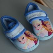 Тапки тапочки холодное сердце эльза Disney (20)