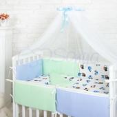 Комплект в кроватку Comfort (Разные модели)