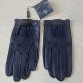 Wittchen автомобильные перчатки мужские. натуральная кожа.