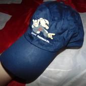 Стильная фирменная кепочка кепка бренд .Normal .с-м-л