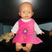 оригинальный пупс Mattel состояние отличное Размер куклы: 35 см мягконабивная