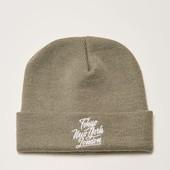 House))) фірмова чоловіча шапка  100% акрил