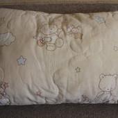 Подушка детская 35+55см