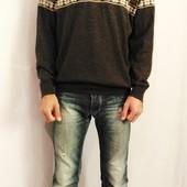 1620/60 Серый свитер TU L