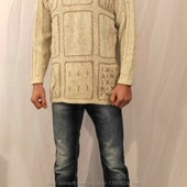1046/0 Светлый вязанный свитер Debbie Morgan