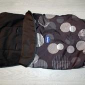 Накидка на ножки чехол Спальный мешок в коляску Chicco