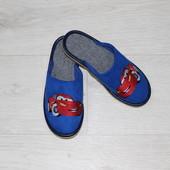 Детские тапочки Белста с закрытым носочком р-р 30-33