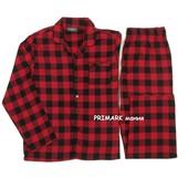 Мужская фланелевая пижама Primark. Читать описание!