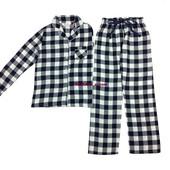 Женская фланелевая пижама Primark. Читать описание!