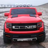 Электромобиль Джип для детей Т-7819 RED